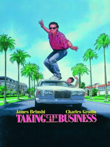 amazon com  taking care of business  james belushi