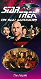 echange, troc Star Trek Next 38: Royale [VHS] [Import USA]