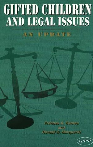 Gifted Children and the Law: Mediation, Due Process, and...