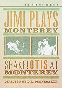 Jimi Plays Monterey / Shake! Otis at Monterey (The Criterion Collection)
