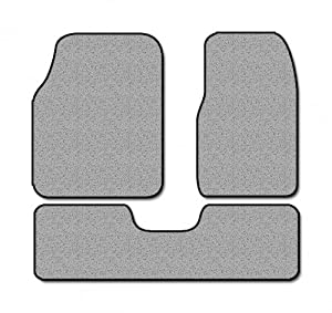 Avery's AV-12-102-3791 Chevrolet Equinox 2011 Luxury Sport Custom Fit Carpeted Floor Mats - Black 3 Piece Set 2 Front Mats and 1 Rear Runner