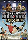 Tony Hawk's Boom Boom Sabotage [DVD] [Region 1] [US Import] [NTSC]