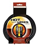 Hot Wires Microphone Cable - 10 Foot