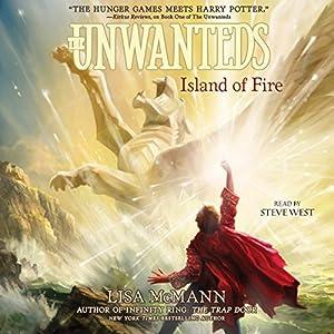 Island of Fire Audiobook