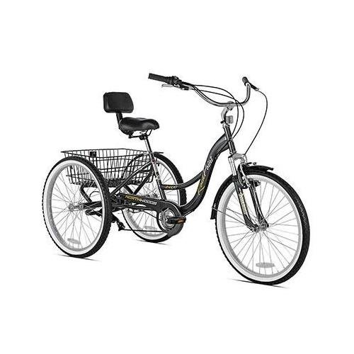 Northwoods Rock Point Adult Trike, 24-Inch (Adult Three Wheel Bike compare prices)