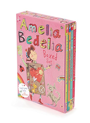 <b>Amelia Bedelia Chapter Book Box Set 2: Books 5-8</b>