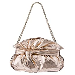 Loeffler Randall Chain Handle Clutch - Rose Gold : Target from target.com