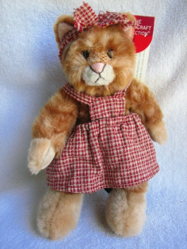 "Kittra - 8"" Plush Kitten from the Heartcraft Collection - 1"