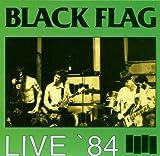 Live 84 Black Flag