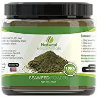 Seaweed Powder – HIGH QUALITY Organic…