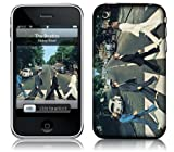 Msic Skins iPhone 3G/3GS用フィルム  The Beatles - Abby Road  iPhone 3G/3GS  MSRKIP3G0248