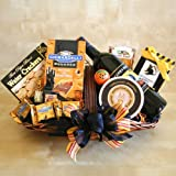 Wine & Spirits Halloween Gift Basket