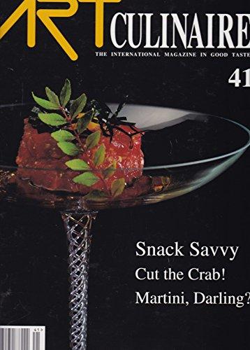 Image for Art Culinaire ((The International Magazine in Good Taste, Volume 41))