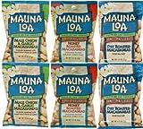 マウナロア マカデミアナッツ(32g)お好み6袋セット‥‥指定3品目より自由に【6袋】選べます (【ご希望組合せがない場合】こちらからどうぞ)