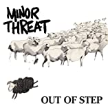 Minor Threat Out of Step [VINYL]