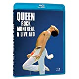 Queen Rock Montreal and Live-Aid [Blu-ray]by Bob Geldof