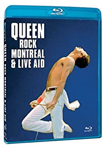 Queen: Rock Montreal & Live Aid [Blu-ray]