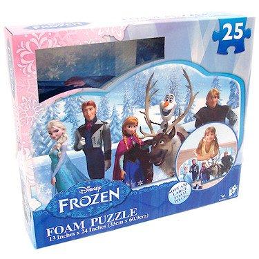 Frozen Foam Puzzle (25-Piece) from Frozen
