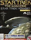 img - for Star Trek the Magazine Star Trek:voyager July 2001 (Volume 3 Issue 3) book / textbook / text book