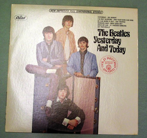 The Beatles - yesterday ... and today - Zortam Music