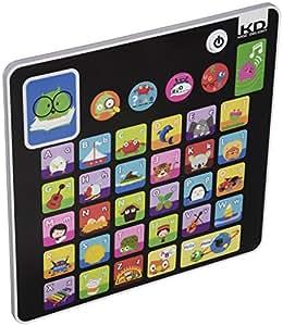 Kidz Delight Kidz Delight Smooth Touch Tablet, Alphabet