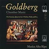 echange, troc  - Goldberg: Chamber Music
