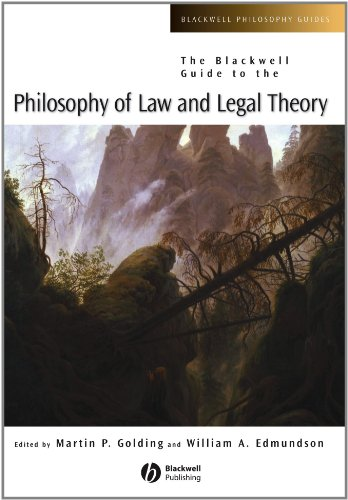 The Blackwell Guide to the Philosophy of Law and Legal...