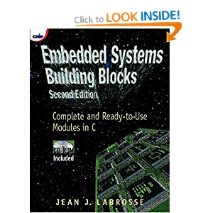 embedded systems building blocks by jean labrosse pdf