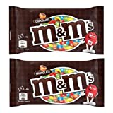 M&M's Milk Chocolate Candy In Sugar Shell, 45 Grams (Pack Of 2)