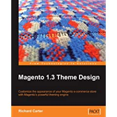 Magento 1.3 Theme Design