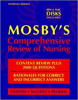 Mosbys Q & A for Nclex-Rn: Questions, Answers, & Rationales