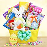Charming Easter | Fun Easter Gift Basket for Children -Deluxe
