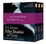 FIFTY SHADES OF GREY 1-3 - JAM E L James
