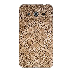 Designer Phone Case Cover for SamsungCore2 Carving