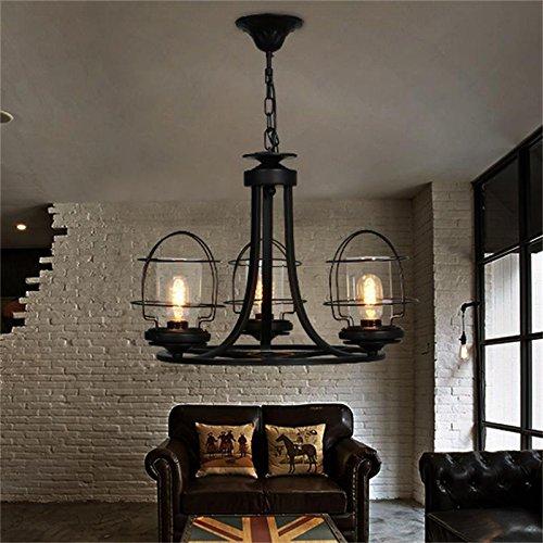 HOME-UK-Eisen-Einfache-retikulren-Kronleuchter-Runde-Esstisch-Esszimmer-Kronleuchter