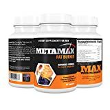 MetaMax Mens Weight Loss and Diet Pills -Formulated with Garcinia Cambogia and Green Coffee Bean - All natural formula- Burn fat not muscle and Lose weight fast! Made in the USA under full compliance with all appropriate FDA regulations
