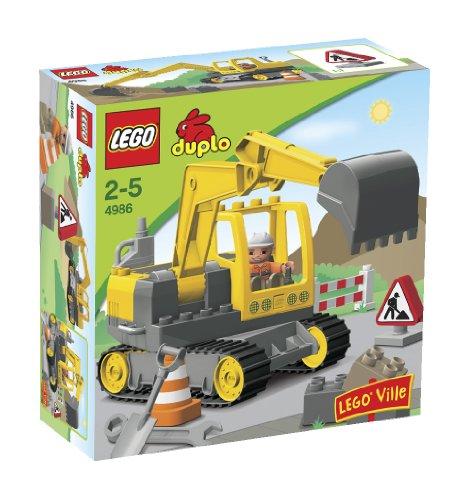 Lego Duplo 4986 - Raupenbagger