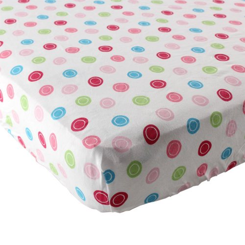 Toddler Bed Fitted Sheets 6840 front