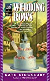 Wedding Rows (A Manor House Mystery) (0425208044) by Kingsbury, Kate