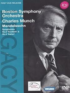 Mendelssohn: Symphonies 3 & 4 / Mozart: Masonic Funeral Music