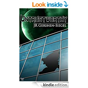 Untrustworthy has been published!