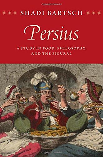Persius by Shadi Bartsch