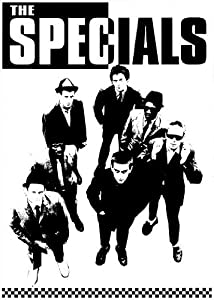 "The Specials Poster Print Size 11.7"" x 16.5""- 297mm x 420mm"