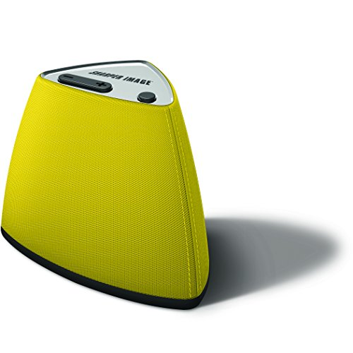 Sharper Image Universal Hd Bluetooth Wireless Mini Speaker Compatible With All Devices, Yellow