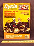 1988 88 March CYCLE Magazine (Features: Road Test on Honda GL150 / 6 Gold Wing, + Bimota: The YB Caper)