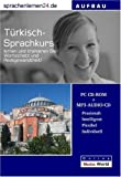 echange, troc Udo Gollub - Sprachenlernen24.de Türkisch-Aufbau-Sprachkurs. CD-ROM für Windows/Linux/Mac OS X + MP3-Audio-CD für Computer /MP3-Player /M