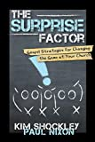 The Surprise Factor: Gospel Strategies for Changing the Game at Your Church (1426742398) by Kim Shockley