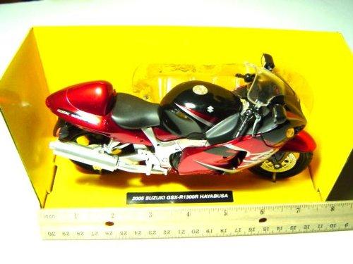 Suzuki Motorcycle GSX-R1300R Hayabusa Red 1:12