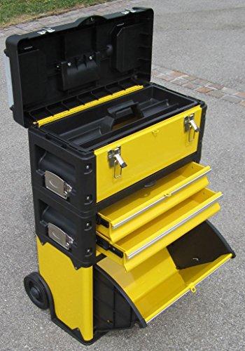 Metall-Werkzeugtrolley-Werkzeugkasten-Werkstattwagen-XL-Type-B305ABD-von-AS-S