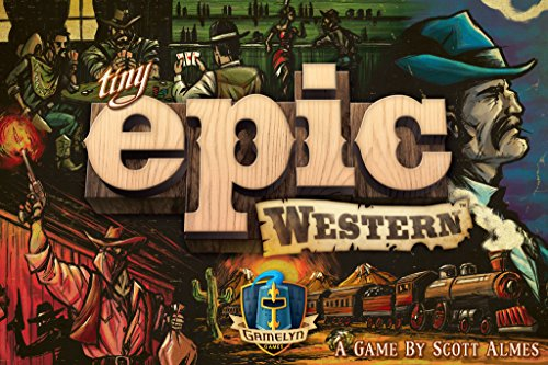Tiny Epic Western Boardgame (Hunger Games Game Xbox 360 compare prices)